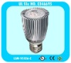 UL listed 9W high lumen LED spot