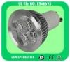 UL listed CE ROHS 6W high lumen LED spot light