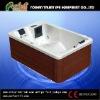 balcony hot tub