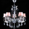chandelier lamp, antique crystal lamp, crystal chandelier lamp