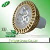 cheap gu10 led light bulbs LED indoor lightings spot bulb GU10/GU5.3 3w for replacement of traditional lamps