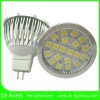 dimmable 20smd led light gu5.3