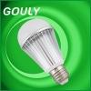 energy saving Aluminum alloy LED light bulbs E27