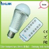 energy saving B22/E26/E27 8w dimmable led bulb