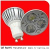 gu10 small led spot lights 2800K