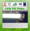 high brightness 12W cool white LED T8 tube