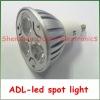 high power 3x1w aluminum led bulb e14