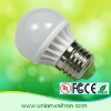 high quality+Ceramic housing, E27 3w LED mini bulb, 240lm