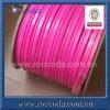 hot sale!!!ce rohs 12v 24v flexible color jacket led neon light