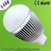 indoor aluminum & pc cover 3w dental led bulb