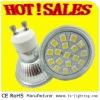 led lamp GU10 18SMD5050