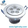 led recessed downlight 5W high power