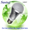 light bulb lights for sale manufacturer (A60E27-5W4D)