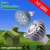 low attenuation led spotlight
