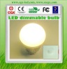 neutral white 5w dimmable series LED bulb
