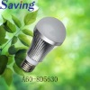 new energy-saving 5w/7W led lamp to replace tradtional 40watt incandecsent bulb in your house(A60E27-8D5630)