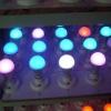 remote rgb bulb lamp 3w