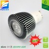 replace 40/50w halogen bulb, 6w high power gu10 led spot light