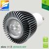 replace 40/50w halogen bulb, 6w high power gu10 led spot light
