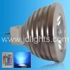 rgb remote control color change led bulb mr16 3w