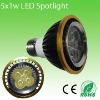 saving energy 5W LED Spotlight
