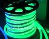 single color led neon tube green