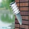 spray verdigris  stainless steel outdoor wall light