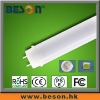 t8 led tube 144 leds frosted 10w in shenzhen