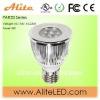 ul listed 4X2 bulb gu10 with high lumen