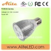 ul listed w3X3W spotlight e27 with high lumen
