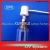 uv lamp for signs retardants