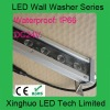 wall washer IP66 18W LED lighting