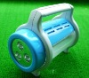 water powered LED  flashlight
