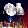 white protective glass LED Spot MR16 12V GX5.3