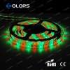 white/yellow/RGB/Red/green/white/yellow/RGB/Red/green/strip light 5050/PCB 10MM RGB 505060LED/M LED flexible strip light